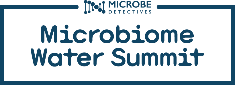 microbiome water summit logo